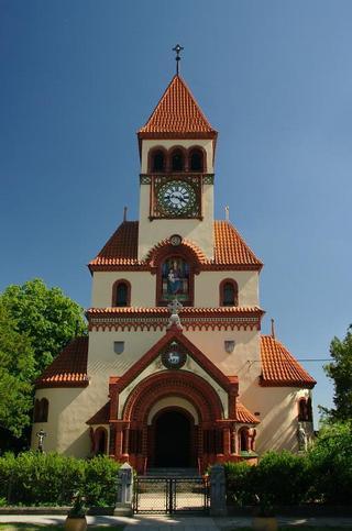 Ladná - kostel sv. Archanděla Michaela