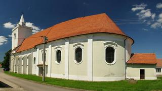Dolní Věstonice – kostel archanděla Michaela
