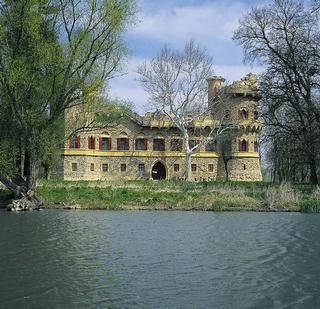 Lednice - Janohrad (Janův hrad)