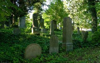 Břeclav – židovský hřbitov