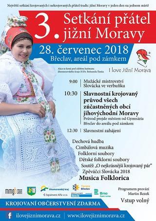 Setkání přátel jižní Moravy