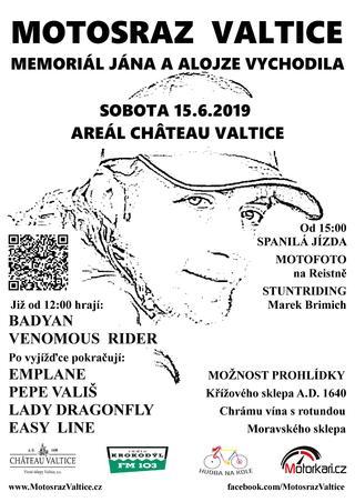 Motosraz Valtice 2019