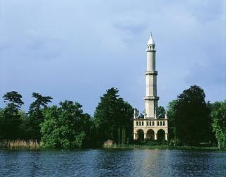 Lednice – minaret