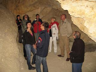 Mikulov - jeskyně Na Turoldu