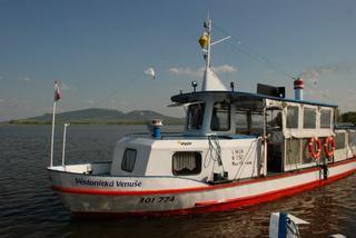 Lodní doprava Břeclav - plavba po Novomlýnských nádržích