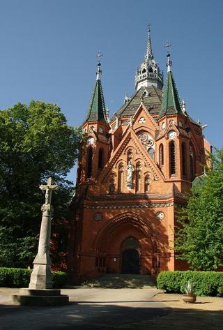 Břeclav-Poštorná – kostel Navštívení Panny Marie