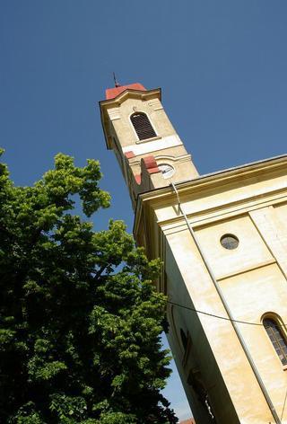 Březí – kostel sv. Jana Křtitele